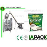 China Automatic Powder Packaging Machine Auger Filler For Coconut Powder on sale