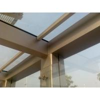 Buy cheap Colored Solid Polycarbonate sheet with UV layer Protection from wholesalers