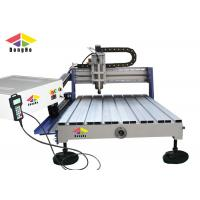 Buy cheap High Accuracy Mini CNC Milling Machine For Billboard Carving And Engraving from wholesalers