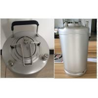 Buy cheap 5 Gallon Ball Lock Kegs , Home Brew Kegs For Soda With Acid And Alkali Resistant from wholesalers