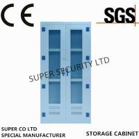 Buy cheap Large Safety Medical Storage Cabinet Without Door Plastic Mateirial from wholesalers