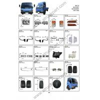 Buy cheap ISUZU NPR120 Truck Spare Parts accesories body parts from wholesalers