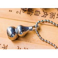 Buy cheap Cucurbit Pendant Antique Buddhist Jewelry Chinese Style Stainless Steel Material product