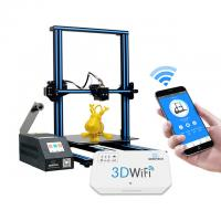 Buy cheap GEEETECH Open Source DIY A30 3D Printer With Large Printer Area Colorful Touch Screen Break-resuming 3D Printer from wholesalers