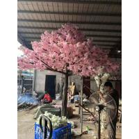 Buy cheap 2020 silk cherry blossom tree factory artific,outdoor lighted Artificial flower Cherry Blossom Treen from wholesalers