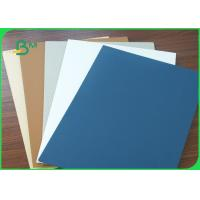 Buy cheap Puzzle Board Materials 1.2mm 1.5mm 2.5mm Grey Board Paper / Grey Cardboard Paper from wholesalers
