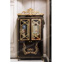 Buy cheap Alibaba wholesale Chinese antique furniture liquor  glass  cabinets TP-028 from wholesalers