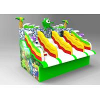 Buy cheap Huge Monster Theme Inflatable Water Slide Combo , Commercial Water Slides For Adults from wholesalers
