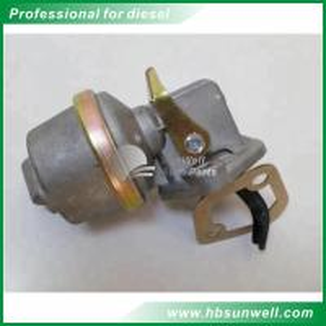 Buy cheap Grey Cummins Diesel Engine Parts / QSB Liquid Fuel Transfer Pump 3970880 product