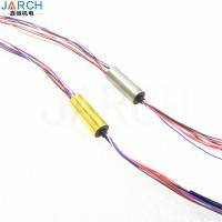 Buy cheap Auto Alternator Mini Capsule Slip Ring 12 Circuits No Flange For High Speed Ball from wholesalers