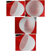 Buy cheap The crucible 99.9 purity quartz from wholesalers