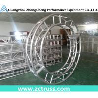 Buy cheap Exhibition Aluminum Lighting Circle Truss For Sale from wholesalers