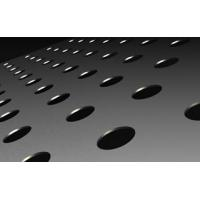 Buy cheap High Tensile Perforated Metal Mesh , 2mm Min Hole Dia Decorative Metal Sheets Lowes from wholesalers