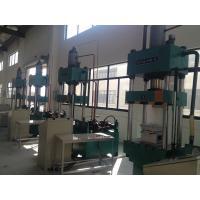 Four Columns Hydraulic Deep Drawing Press Machine Working Force Adjustable