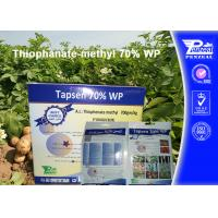 Buy cheap Off - White Powder Systemic Fungicides Thiophanate - Methyl 70% WP from wholesalers