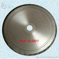 Buy cheap Diamond Cold-pressed Notched Rim Lapidary Saw Blade for Cutting Agate Jasper Opal - DLSB01 from wholesalers