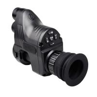 Buy cheap Ultra Wide Handheld Night Vision Monocular 200m Clear Optical Military Type Lightweight product