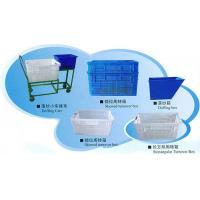 Buy cheap ABS Plastic Box Textile Machinery Parts With Polyformaldehyde from wholesalers