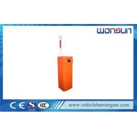 Buy cheap Intelligence Barrier Arm Gates Auto Reverse Heavy Duty Parking Barrier from wholesalers