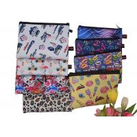 Buy cheap Iridescent Unicorn Zippered Cosmetic Bag Sublimation Printing Neoprene Material from wholesalers