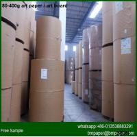 Buy cheap Promotional price two side coated 157gsm Art Paper Manufacturers in China from wholesalers