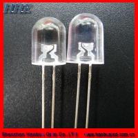 Buy cheap 2 Years Waranty, 5mm Round Purple LED Diode (Real Material) product