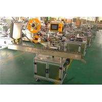 Buy cheap High Speed Label Applicator Adhesive Horizontal Labeling Machine For Small Bottle from wholesalers