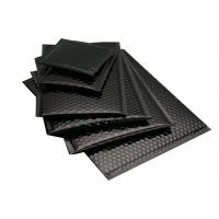 Buy cheap Dumb Black Bubble Wrap Bags / Holographic Bubble Wrap Envelopes Poly Material from wholesalers