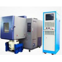 Buy cheap 150L SUS 304 Stainless Steel Plate Vibration Testing Equipment , Three Integrated Environmental Test Chamber from wholesalers