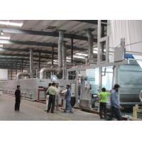Buy cheap Fabric Cloth Finishing MachinesLess Consumption / Single Or Double Drive from wholesalers