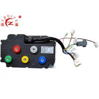 Buy cheap 60 / 72V 3000W Electric Vehicle Controller , Brushless Motor Speed Controller With Fan from wholesalers