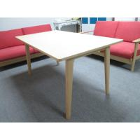 Buy cheap Household Solid Wood Sofa Furniture 1500 X 800 X 720 mm Ash Rectangular Dining Table from wholesalers