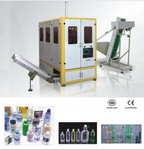 Buy cheap Low Energy Consumption Plastic Bottle Production Machine 380V 50HZ 3 Phase Power product