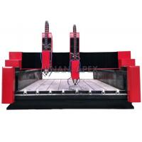 Buy cheap Linear ATC Cnc Stone Carving Machine , High Precision Stone Engraving Equipment from wholesalers
