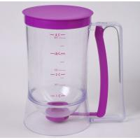 Buy cheap Kitchen Cake Batter Dispenser With Measuring Label,Easy to use and clean from wholesalers