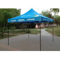 Buy cheap Waterproof Fabric 3x3 Pop Up Gazebo Folding Tent For Exhibition Promotion Display from wholesalers