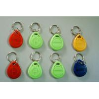 Buy cheap TOPAZ512 chip RFID keychain / NFC large-capacity chip key ring from wholesalers