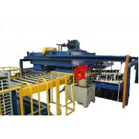 Buy cheap Fireproof Magnesium Oxide Board Making Machine for Partition Wall Panel production Line from wholesalers