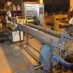 Buy cheap PP PE mastbatch twin screw extruder machine/granulation machine/ pelletizing machine from wholesalers