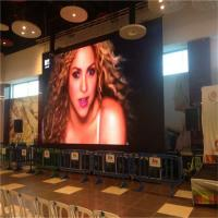 Buy cheap cheap price smd2121 1920hz P2,P3,P4,P5 and P6 indoor led screen for rental from wholesalers