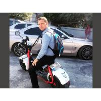 Buy cheap 2 Fat Wheel Tires Electric Chopper Motorcycle Motorbike For Adults from wholesalers