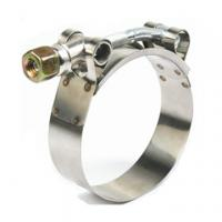 Buy cheap T type hose clamp from wholesalers