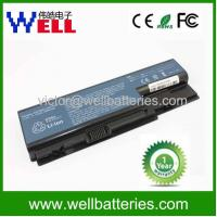 Buy cheap Best seller laptop batteries Acer Aspire 5310 5520 eMachines E510 G520 high quality 6 cell from wholesalers