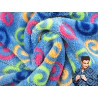 Buy cheap Printed Coral Fleece, Warp Knitted Fleece, Blanket Fabric/High Quality fabric material 100% polyester printed coral flee from wholesalers