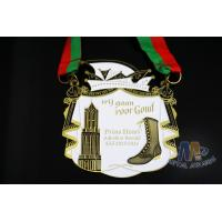 Buy cheap Personalised Enamel Medals Gifts Items For Decoration 2D Design Eco Friendly from wholesalers