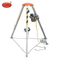 Buy cheap Fire Fighting Aluminum Safety Tripod Rescue Tripod product