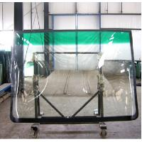 Buy cheap Golden Dragon Bus Window Glass , Custom Strong Tempered Bus Windscreen Glass from wholesalers