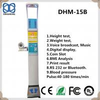 Buy cheap DHM-15B Medicale and Personal Cooking Use Digital Electronical Kitchen Scale Height and Weight Measuring machine from wholesalers