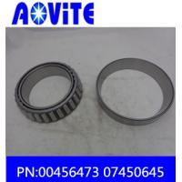Buy cheap Terex/nhl cone bearing  00456473  and cup bearing 07450645 from wholesalers