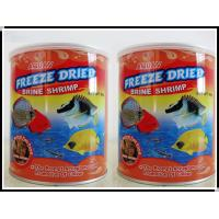 Buy cheap FD Brine shrimp-Fish food,Aquarium Fish Food from wholesalers